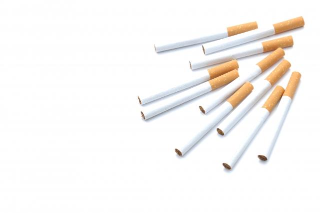 口臭と煙草